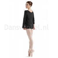 Dames Ballet Sweater bloch Z0959 Celine gebreide V-hals