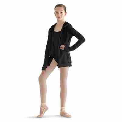 Bloch Kinder Vest voor Dans met Capuchon Tristine CZ3920