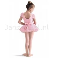 Bloch meisjes Balletpak met Tutu CR4061 Okalani roze