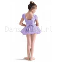lila Bloch BL_CR4061 balletpakje met tutu en strik detail
