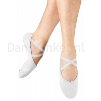 Bloch Pump heren Splitzool Canvas Balletschoen