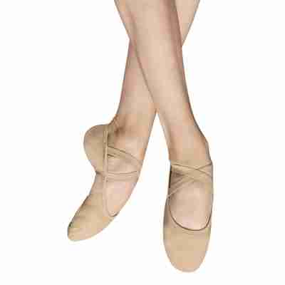 Bloch heren Balletschoen S0284M huidskleur