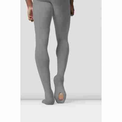 Bloch Performance Footed Dance Tight MP001 grijs