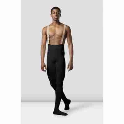 Bloch Performance Footed Dance Tight MP001 zwart