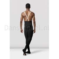 Bloch Performance Footed Dance Tight MP001 zwart
