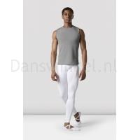 Bloch Mens Full Length Dance Tight MP002 wit