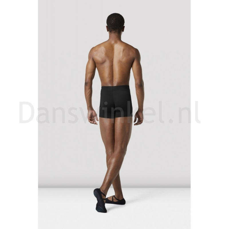Bloch Short Lenght Rehearsal Tight MR005 zwart