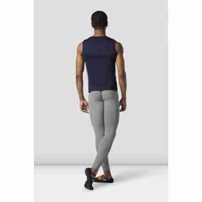 Bloch heren Fitted Muscle Top MT011 navy
