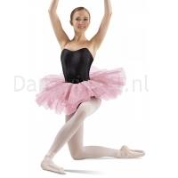 """Bloch meisjes 10"""" Pro Tutu BalletRokje LD138CT roze"""