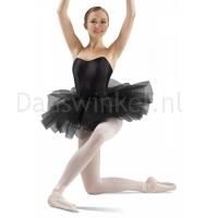 """Bloch meisjes 10"""" Pro Tutu BalletRokje LD138CT zwart"""