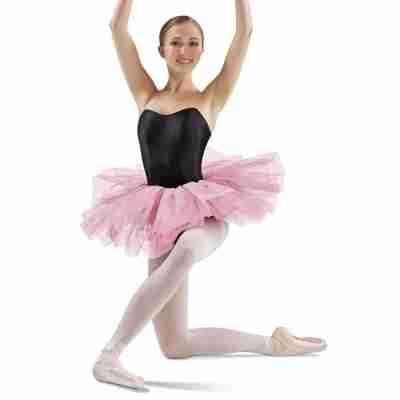 roze Pro Tutu BalletRokje LD138LT bloch dames