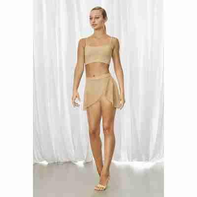 Bloch BalletRok R3521 Jaylyn Performance huidskleur
