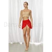 Bloch BalletRok R3521 Jaylyn Performance rood