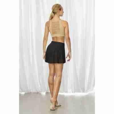 Dames BalletRok Overslag R3521 Jaylyn zwart achterkant