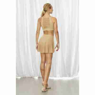 Overslag BalletRok Jaylyn Performance flesh achter R3521