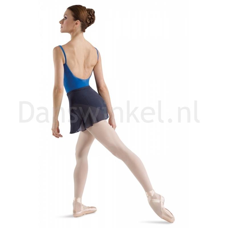 Bloch dames BalletRok R5130 Professional navy