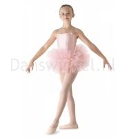 Bloch meisjes Ballet Tutu LD152CT Bando roze