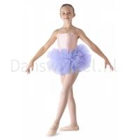 Bloch meisjes Ballet Tutu LD152CT Bando light blauw