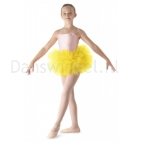 Bloch meisjes Ballet Tutu LD152CT Bando geel