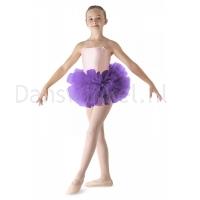 Bloch meisjes Ballet Tutu LD152CT Bando paars