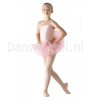 Bloch meisjes Sequin Trim Tutu LD153CT roze