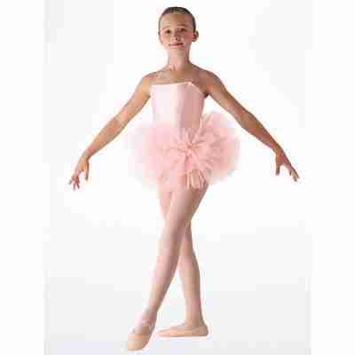 Bloch Meisjes Ballet Tutu LD153CT met pailletten details