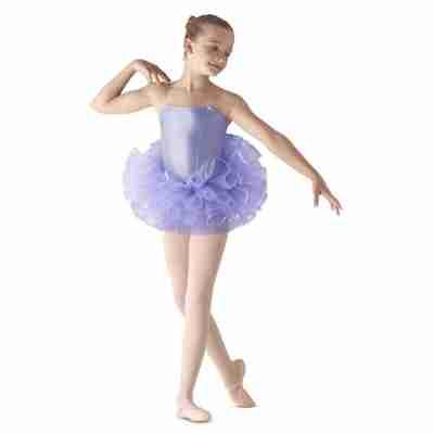 meisjes ballet Tutu lavendel bloch LD153CT
