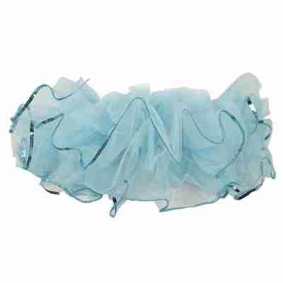 meisjes ballet Tutu licht blauw LD153CT pailletten details