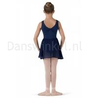 Bloch meisjes Ballet Rokje CR5110 Barre Navy