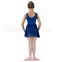 Bloch meisjes Ballet Rokje CR5110 Barre blauw