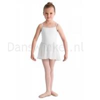 Bloch meisjes Ballet Rokje CR5110 Barre wit