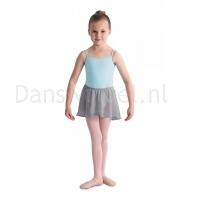 Bloch meisjes Ballet Rokje CR5110 Barre grijs