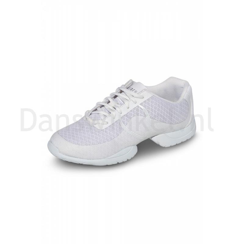 Bloch Dames Sneakers S0598L Troupe Wit