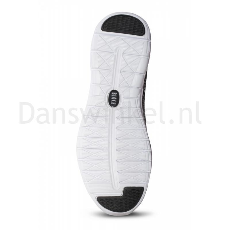 Bloch Omnia Danssneaker S0626L zwart/wit