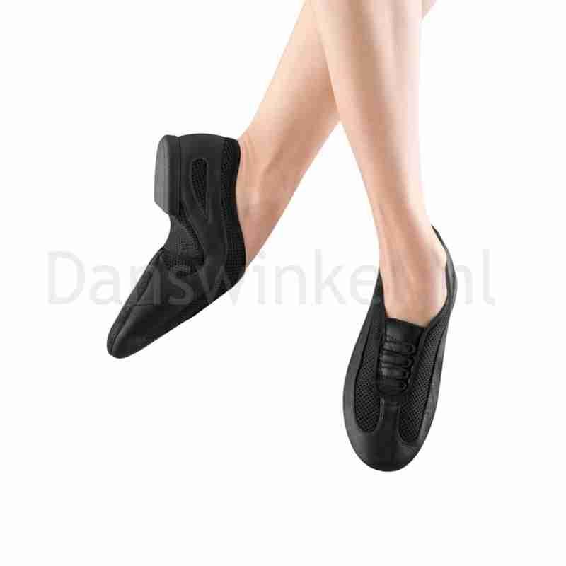 Bloch Slipstream ES0485L Jazzschoen voor Dames Suede Zool