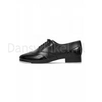 Bloch Charleston Tap Shoes S0341 zwart