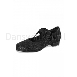 Bloch Glitter Tap Shoes