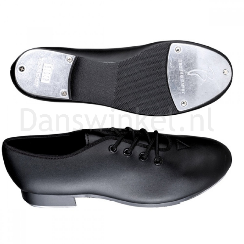 Bloch Student Jazz Tap Shoes - Black