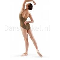 Bloch balletpak Nejor L5607 bruin