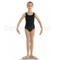 Bloch Childrens Gladiolus Leotard Zwart