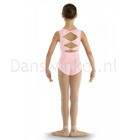 Bloch Childrens Gladiolus Leotard Zalm Roze