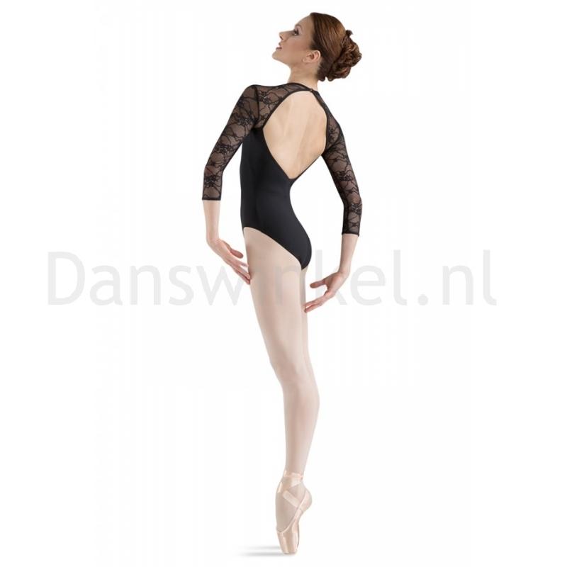 Bloch Kate balletpakje met kanten mouw