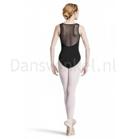 Bloch Briolette Mesh Back Tank Leotard L8855