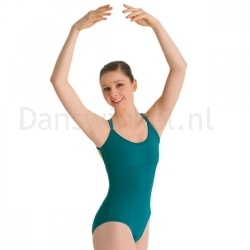 Bloch Alexis Ladies Double Strap Seamed Leotard