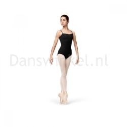 Bloch Airlie Pintuck Box Pleat Back Cami Leotard L7797
