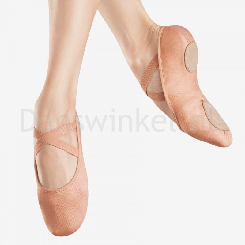 Bloch Canvas Infinity Stretch Canvas Balletschoen