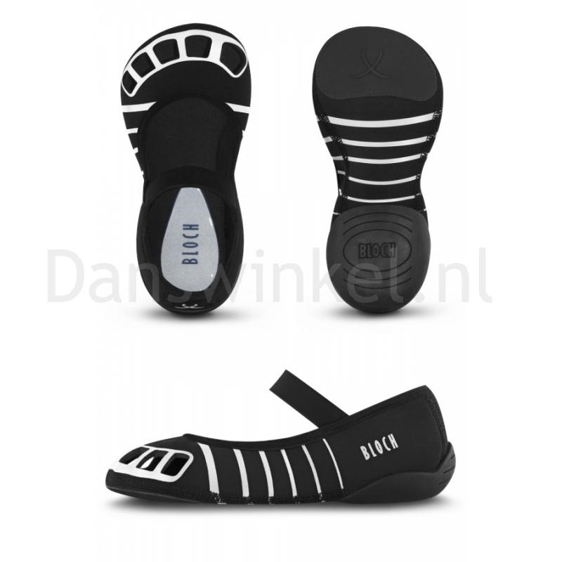 Bloch S1276R Balance rubber front sole