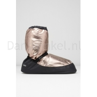 Bloch Metallic Warm-up Bootie IM009MT goud