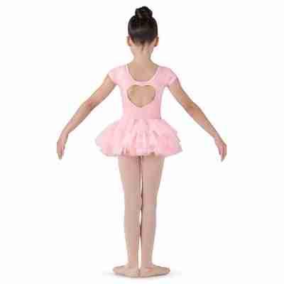 Bloch Ife CL8012 Meisjes Tutu met balletpakje Zalm Roze