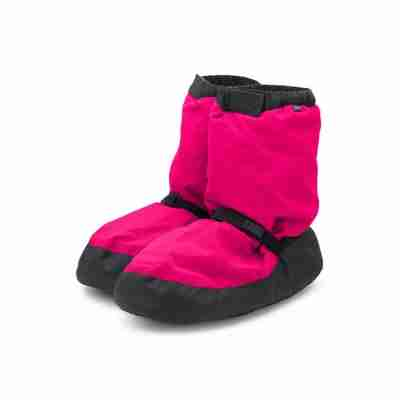 Bloch Ballet warm-up booties IM009 Fuchsia Roze